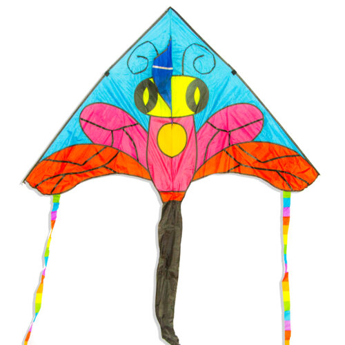 dragon fly single line designer kite
